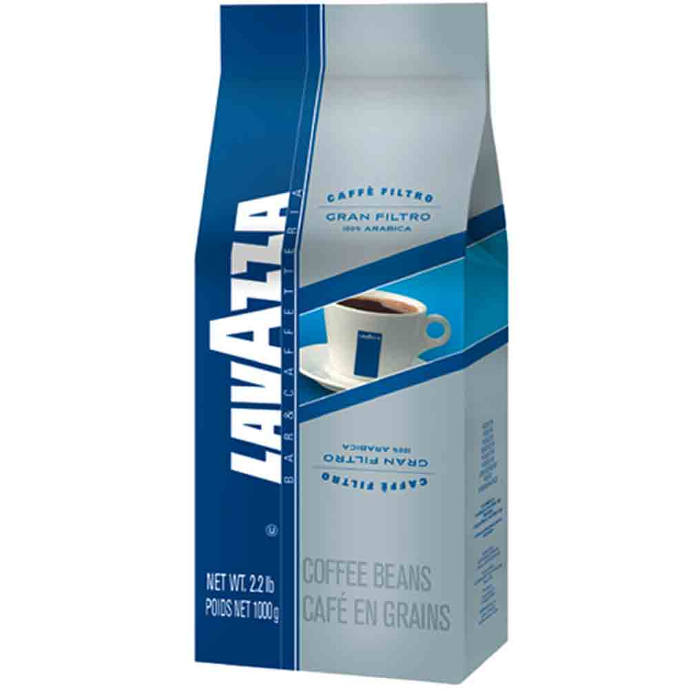 Lavazza Gran Filtro Regular Whole Bean Drip Coffee - Whole ...