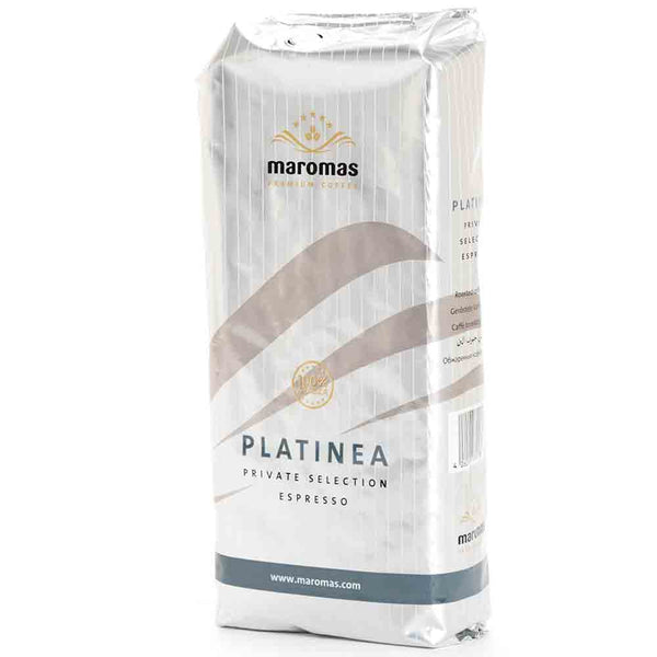 Maromas Platinea Whole Bean Espresso 1.1lbs