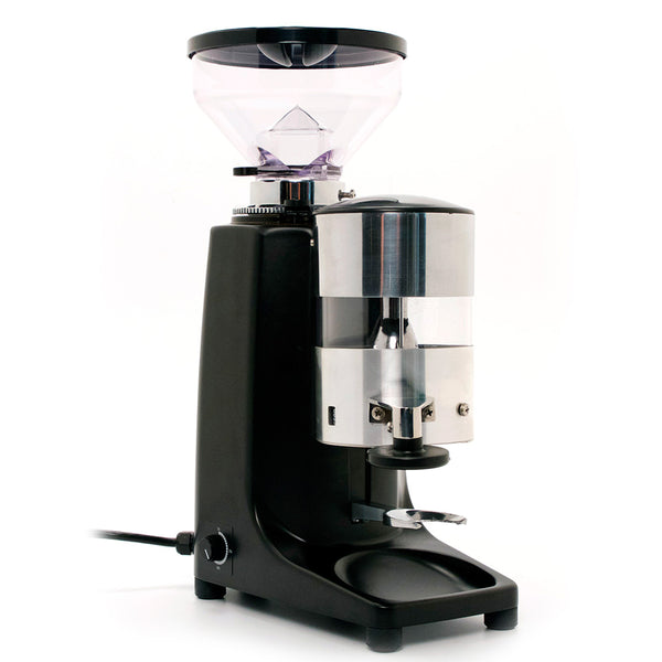 Quamar M80 Timer Grinder In Black Base