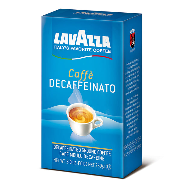 Lavazza Medium Roast Espresso Decaffeinato Base