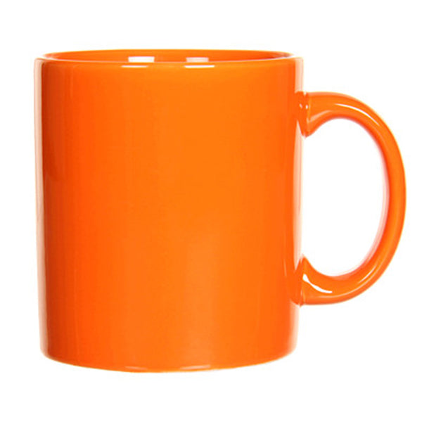 Waechtersbach Fun Factory Coffee Mug in Orange