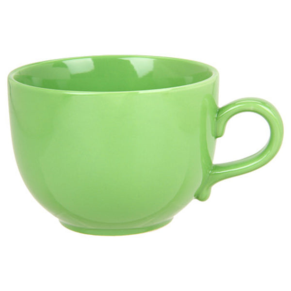 Waechtersbach Fun Factory Jumbo Coffee Cup in Green