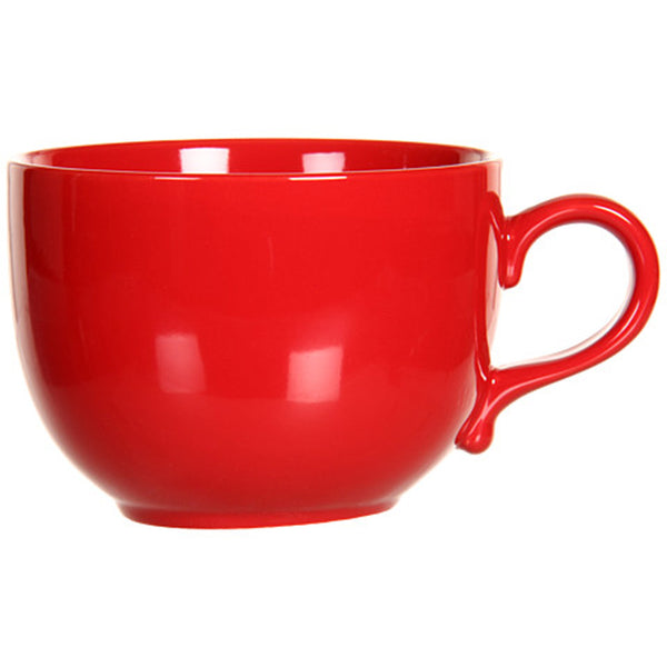Waechtersbach Fun Factory Jumbo Coffee Cup in Red