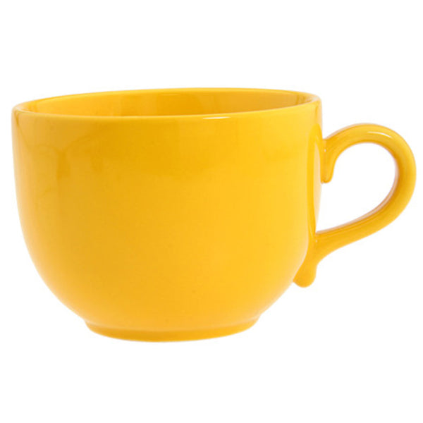 Waechtersbach Fun Factory Jumbo Coffee Cup in Yellow