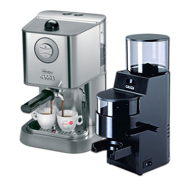 Gaggia Baby Class And Mdf Pack Base