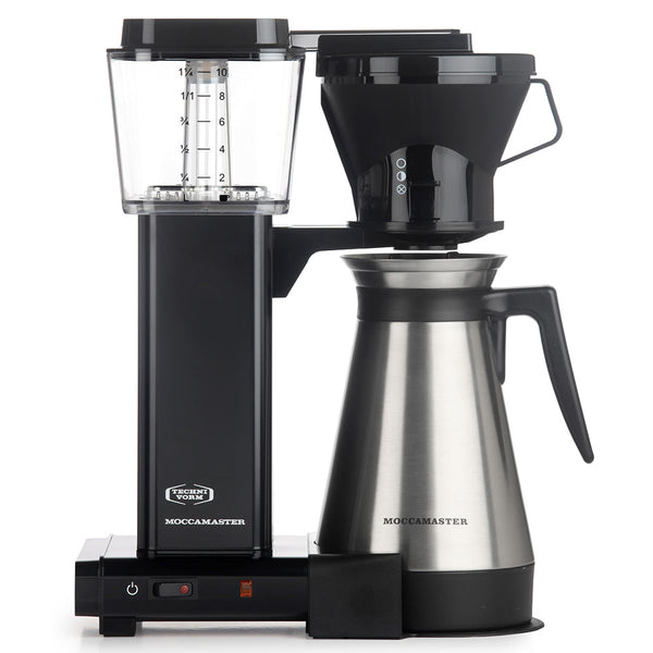 Technivorm Moccamaster Kbt741 Black Coffee Maker Base