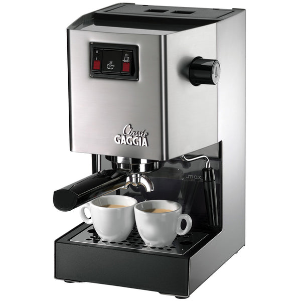 Refurbished Gaggia Classic Brushed Ss Espresso Machine Base