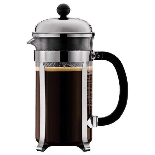 Bodum Shiny Chambord 8 Cup 34oz French Press Coffee Maker Base