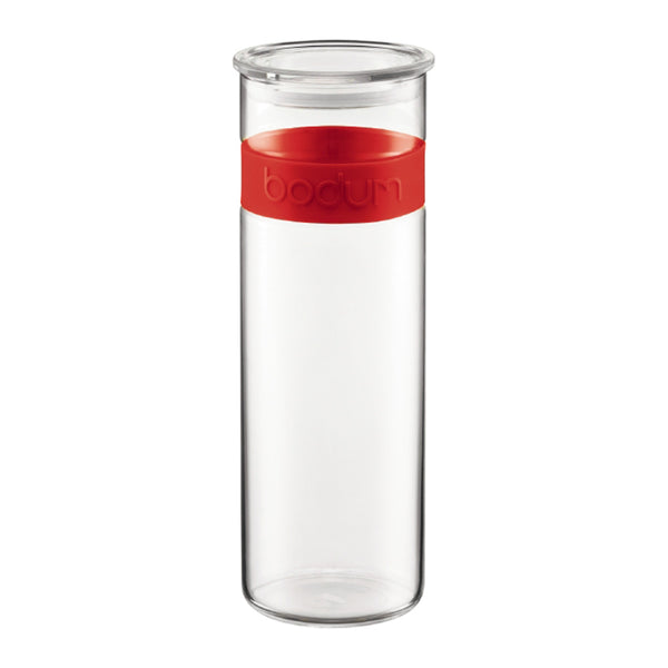 Bodum Presso 64 fl oz Storage Jar Red