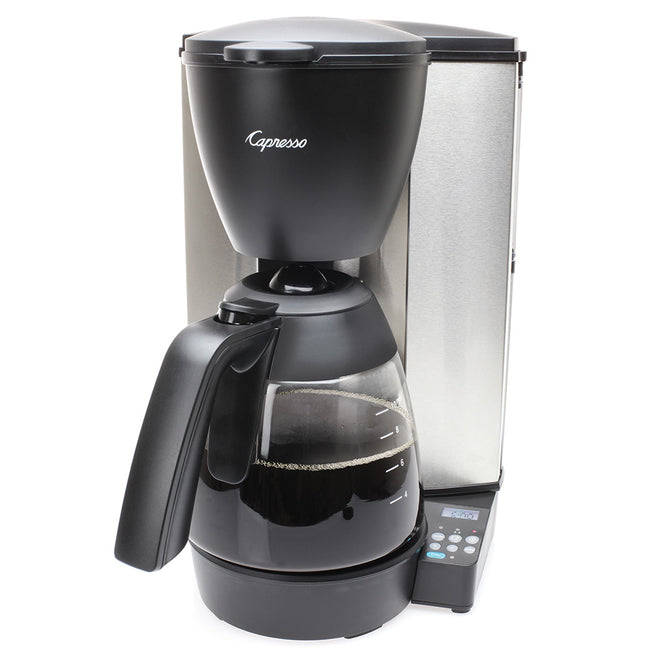 Jura Capresso Mg600 Plus 10 Cup Programmable Glass Carafe Drip Coffee Maker Base