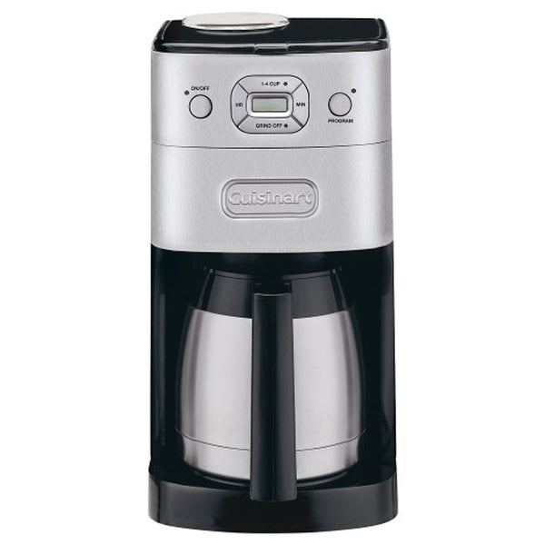 Cuisinart Dgb 650 Grind & Brew 10 Cup Thermal Base