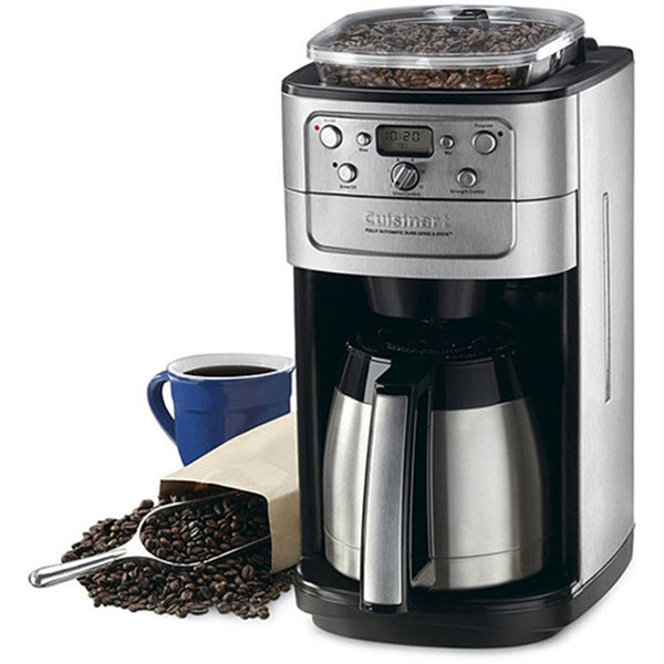 Cuisinart Dgb 900 Grind & Brew Thermal Carafe 12 Cup Automatic Coffee Maker Base