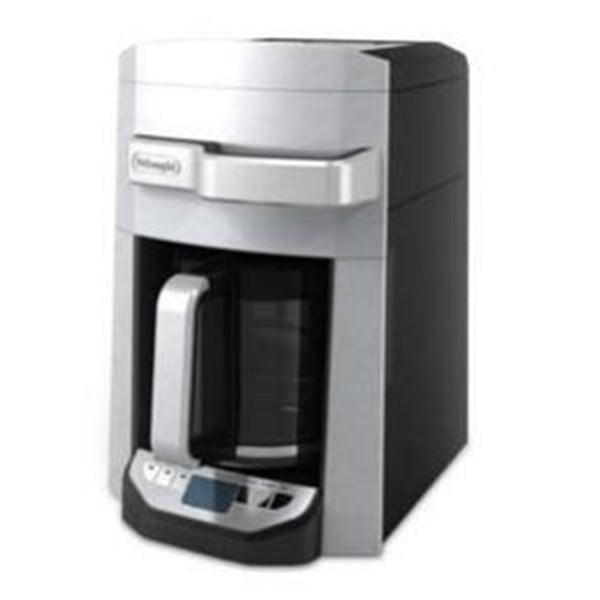 Delonghi Dcf6214 T Coffee Maker   Stainless Steel Base