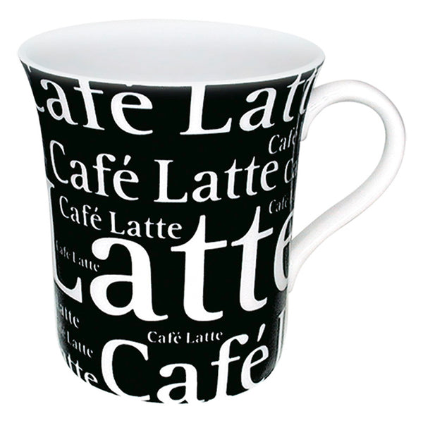 Konitz 12oz Cafe Latte Writing Mug Base