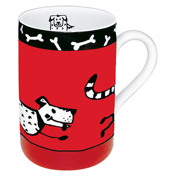 Waechtersbach Animal Stories 10oz Dog Mug