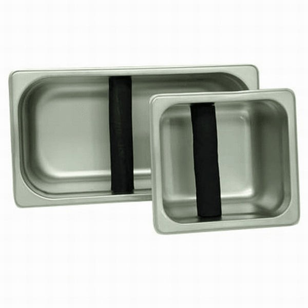 Stainless Steel Knock Box Base