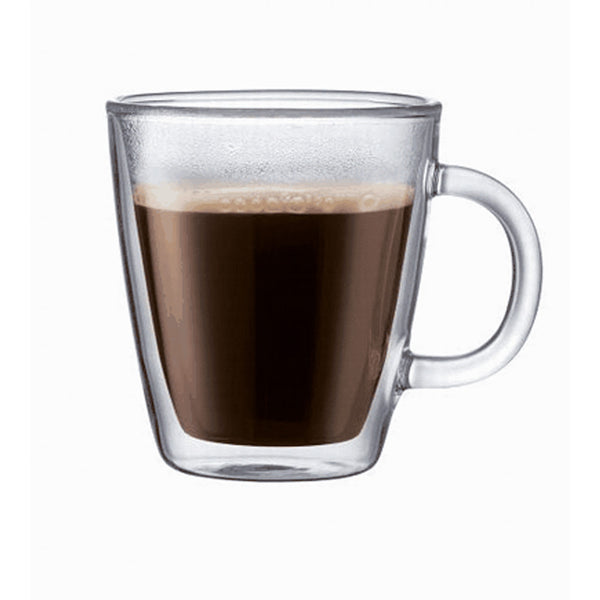 Bodum Bistro Double Wall Mug Set Base