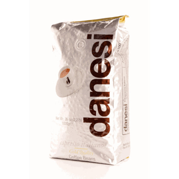 Danesi Caffe Espresso Gold Whole Bean Coffee In Bags Base
