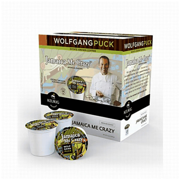 Keurig Wolfgang Puck Jamaica Me Crazy K Cup® Packs Base