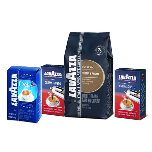 Lavazza Coffee Entertainer's Pack Base
