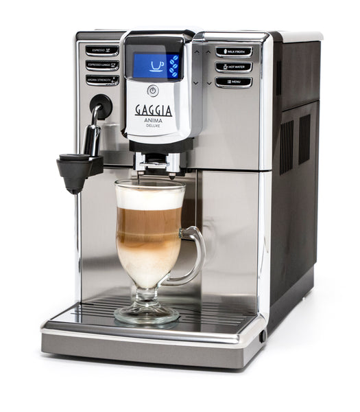 Refurbished Gaggia Anima Deluxe Super Automatic Espresso Machine Base