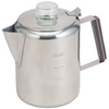 9-Cup Stainless Steel Percolator