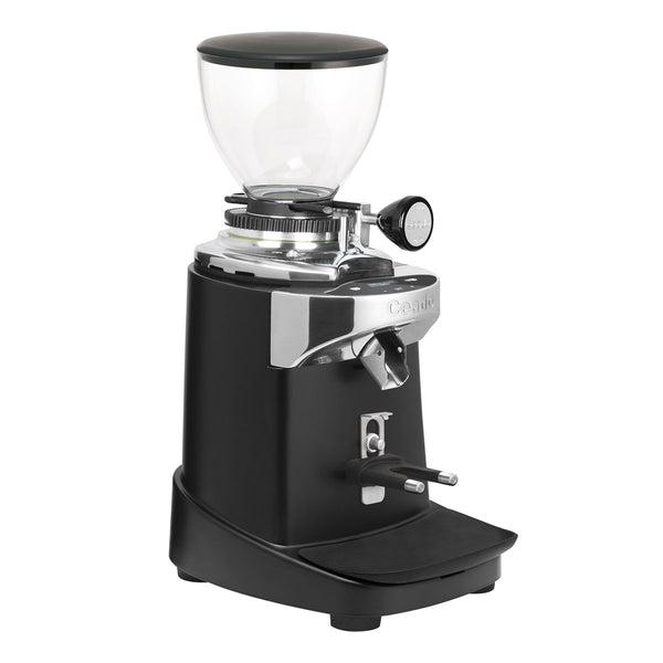 Ceado E37S Quick Set Electronic Coffee Grinder in Black