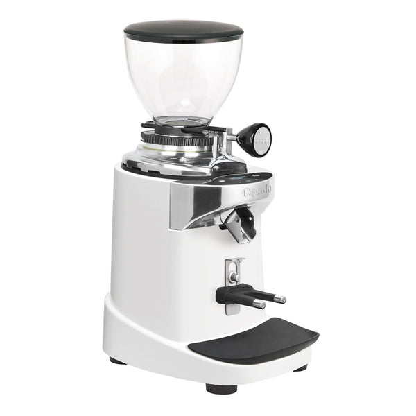 Ceado E37S Quick Set Electronic Coffee Grinder in White