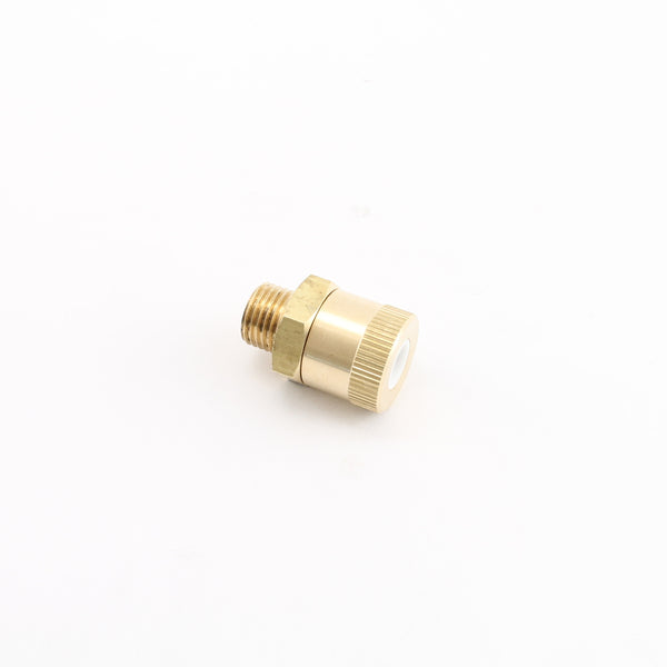 Vacuum Relief Valve, Rubber Seal Base
