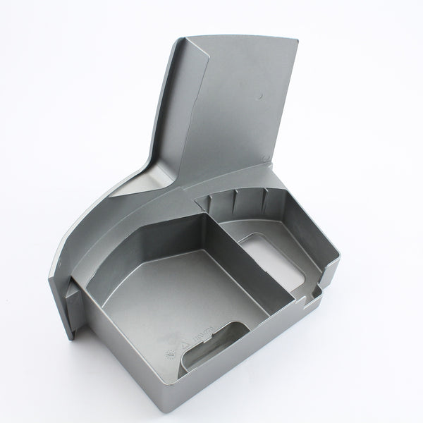 Removable Side Drip Tray Drawer, Silver Base