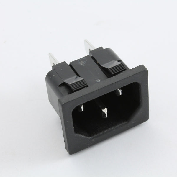 3 Prong Power Socket, Molex Base
