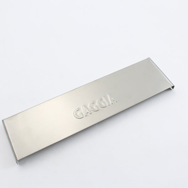 Upper Door Trim Plate For Titanium, Stainless Steel Base