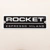 Rocket Espresso Appartamento With Gold Panels