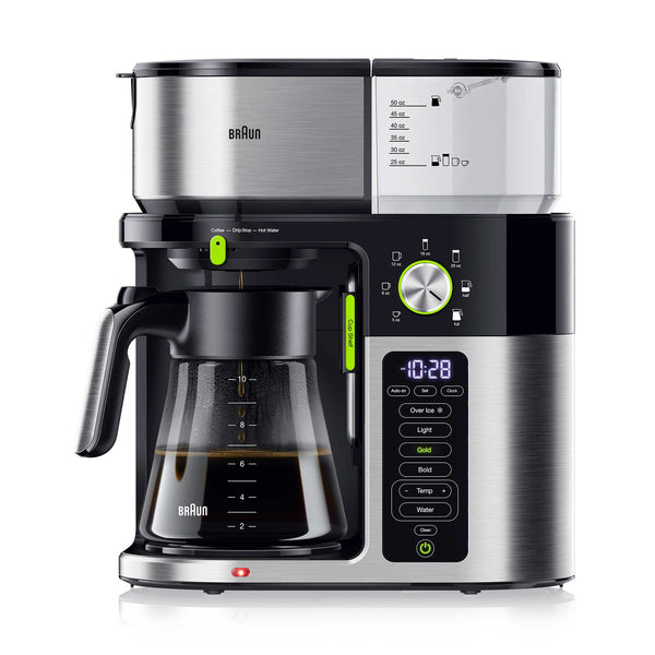 Braun KF9150 MultiServe Brewing System - Black