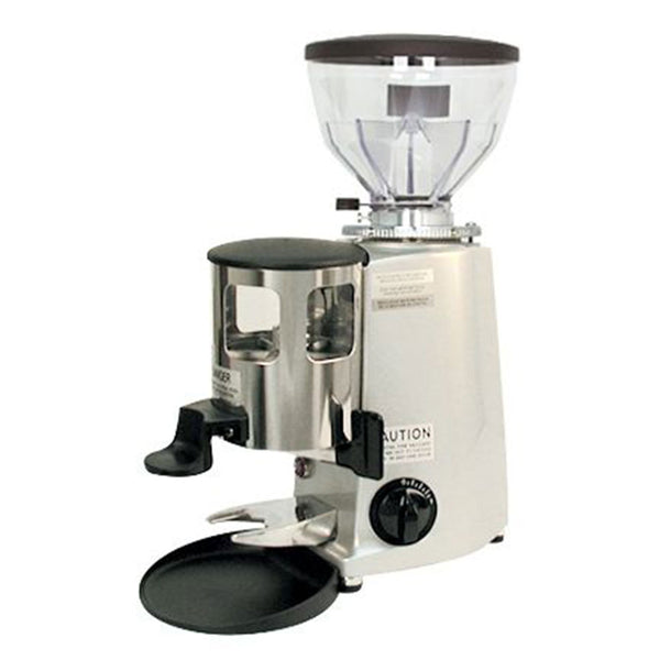 Refurbished Mazzer Mini in Silver