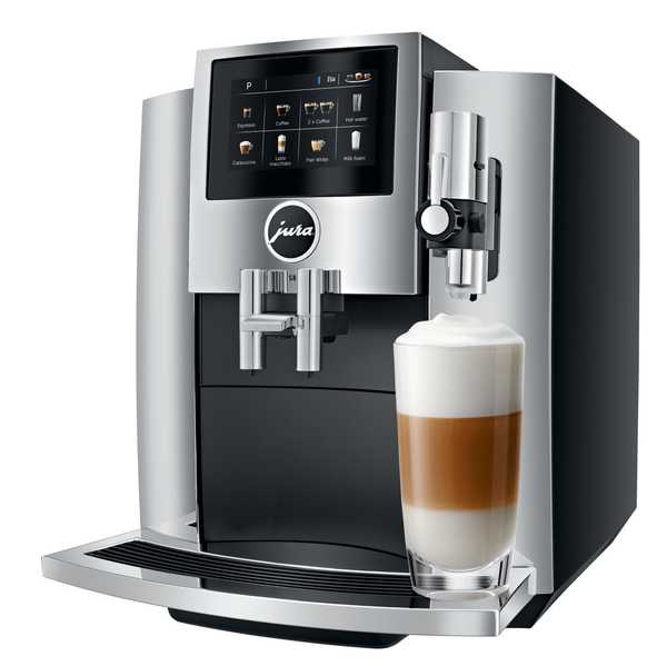 JURA S8 Chrome Espresso Machine