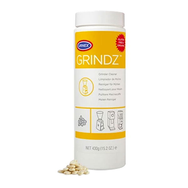 Urnex Grindz Grinder Cleaner   15.2oz Bottle Base