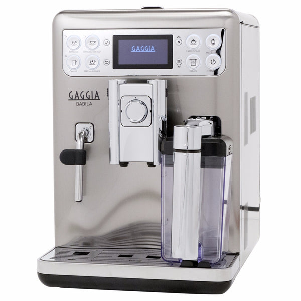Refurbished Gaggia Babila One-Touch Coffee and Espresso Machine