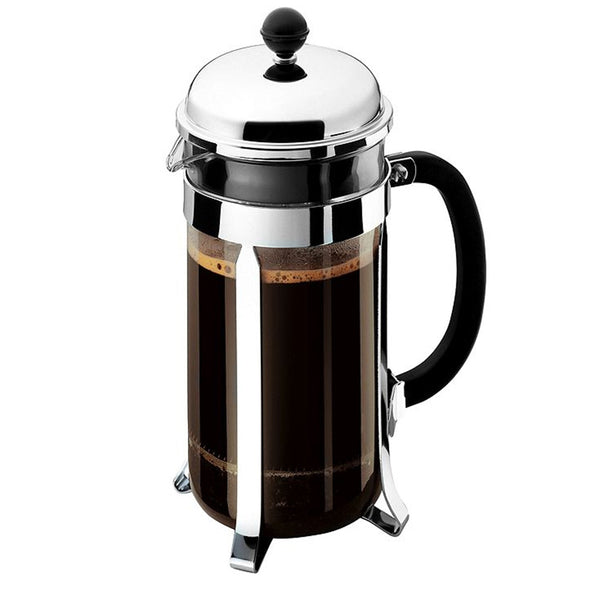 Bodum Unbreakable Chambord Coffee Press 8 Cup