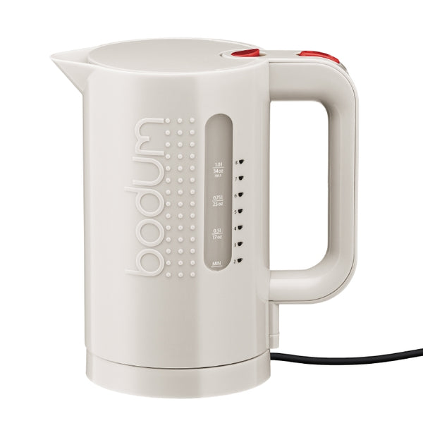Bodum Bistro 34oz Water Kettle in White