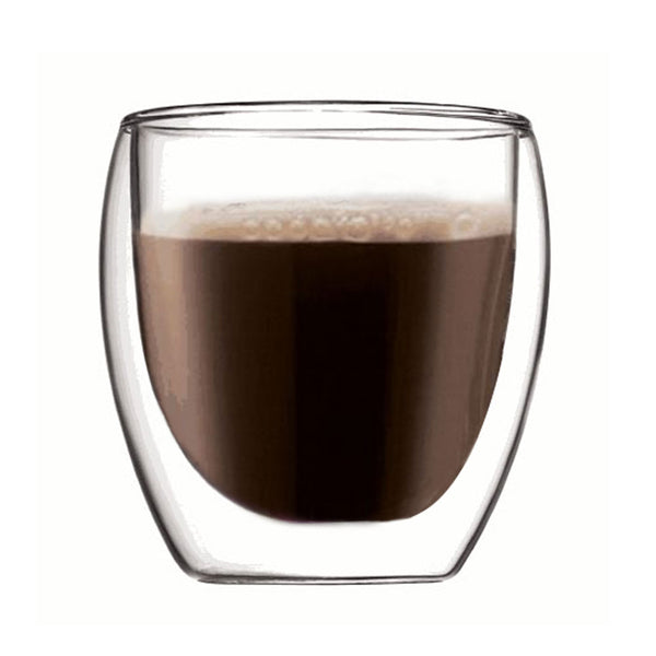 Bodum Pavina Glass Cups 8oz