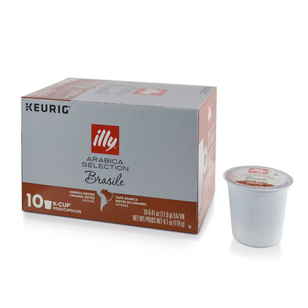 illy Arabica Selection Brasile K-Cup® Packs