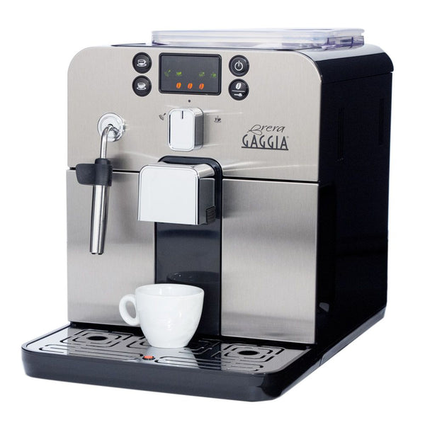 Refurbished Gaggia Black Brera Espresso Machine Base