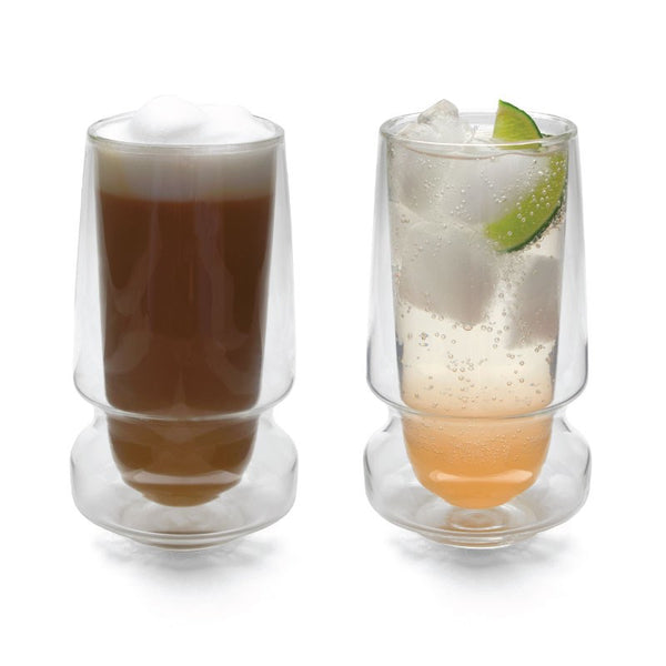 notNeutral CICLONE Cooler 10oz Double Walled Cups - Set of 2