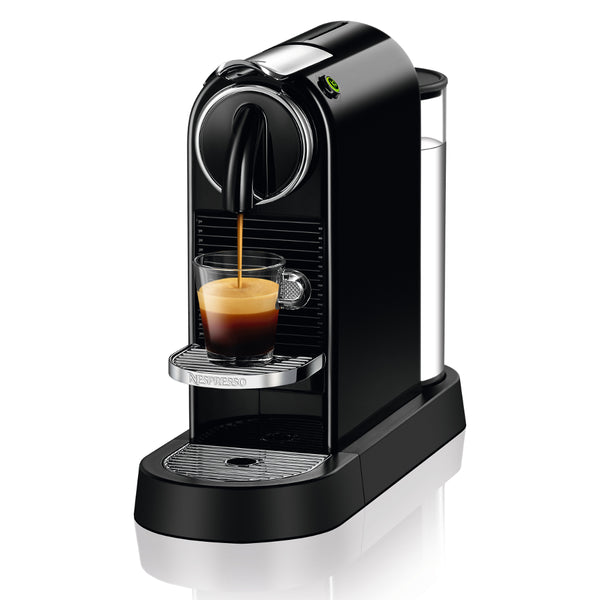 Nespresso Originaline CitiZ Espresso Machine in Limousine Black