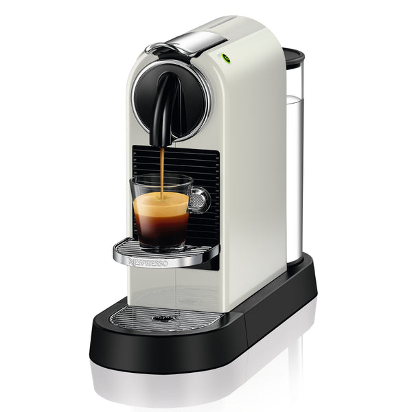 Nespresso Originaline CitiZ Espresso Machine in White