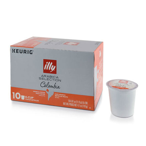 Illy Arabica Selection Colombia K-Cup® Packs