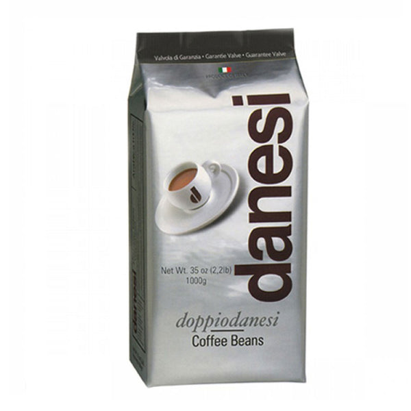 Danesi Caffe Doppio Espresso Whole Bean Coffee in Bags