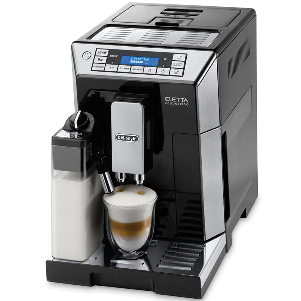 The DeLonghi Eletta Cappuccino ECAM 45.760.B - Whole Latte Love