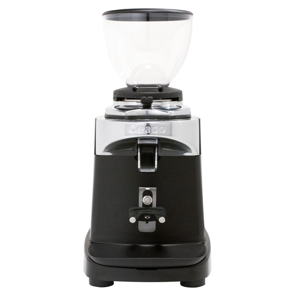Refurbished Ceado E37S Electronic Coffee Grinder in Black